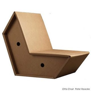 Otto Chair - Peter Raacke