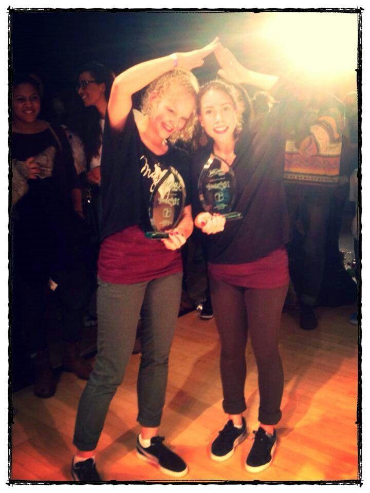 Nath Nalita & Katya (Winner) They've made a great team!