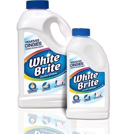 White Brite Laundry Cleaner Best Product For Baseball