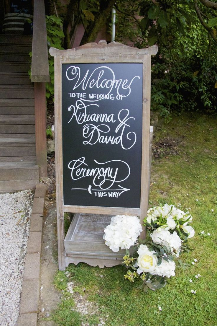 41 Best Images About Wedding Ceremony Signs On Pinterest