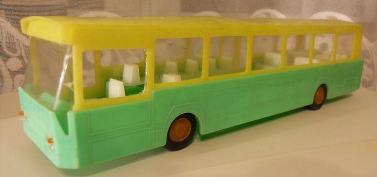 Autobus Jelcz zabawka