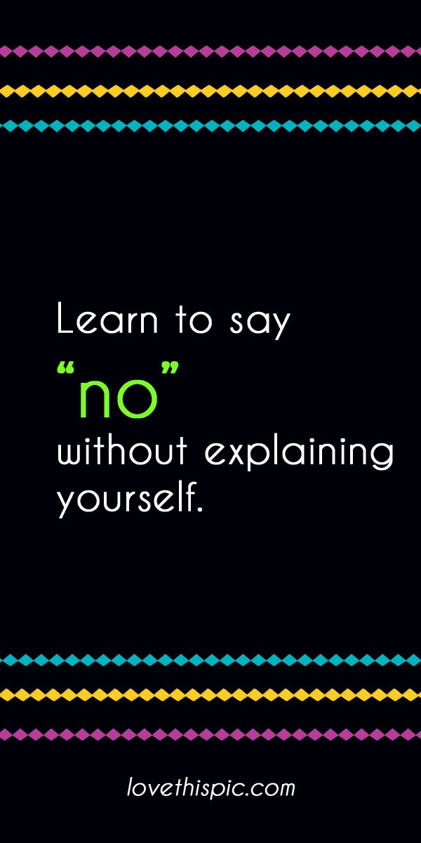 LEARN To Say