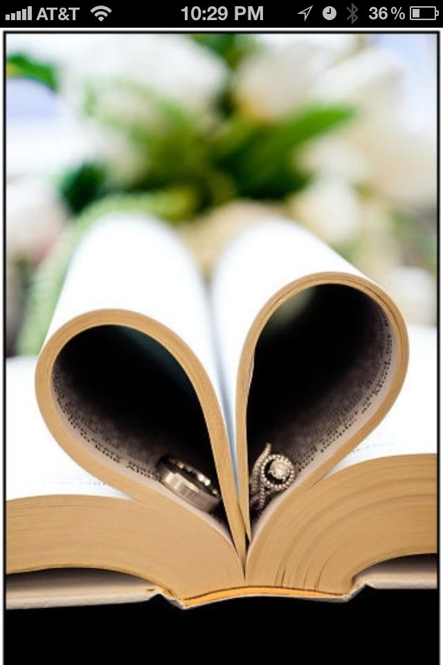 Share your adorable/unique MUST HAVE photo opps! **wedding rings in the bible