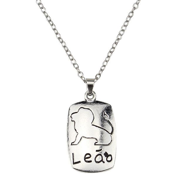Black Zodiac Dog Tag Necklace: 25+ Unique Dog Tag Necklace Ideas On Pinterest