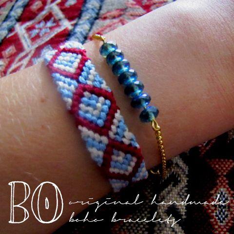 BO - handmade boho bracelets