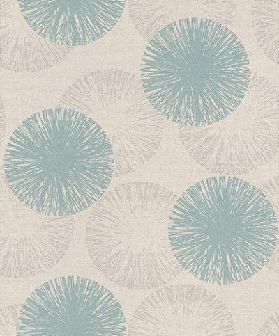 Naturale Circles 68535 Albany Wallpapers A Bold And Reflective Circular Design Shown In
