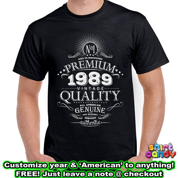 Amazing Born In 1989 25th Birthday Gift For Him Vintage Hipster Whiskey Shirt Style Tshirt Made Aged To Perfection Custom Christmas Milestone Tee All