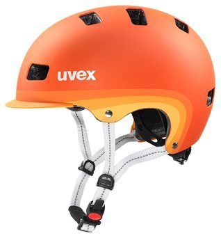 UVEX CITY 5, ORANGE METALLIC MAT http://www.uvexstore.cz/UVEX-CITY-5,-ORANGE-METALLIC-MAT
