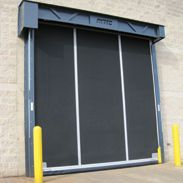 Rytec Doors Powerhouse™ SD Rubber Door The World's First Release & Restore™ Rubber Door
