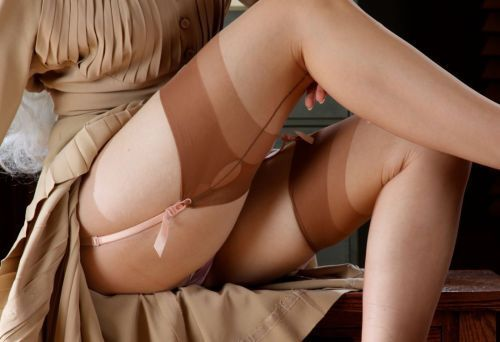 Lover Of All Seamed Stockings!