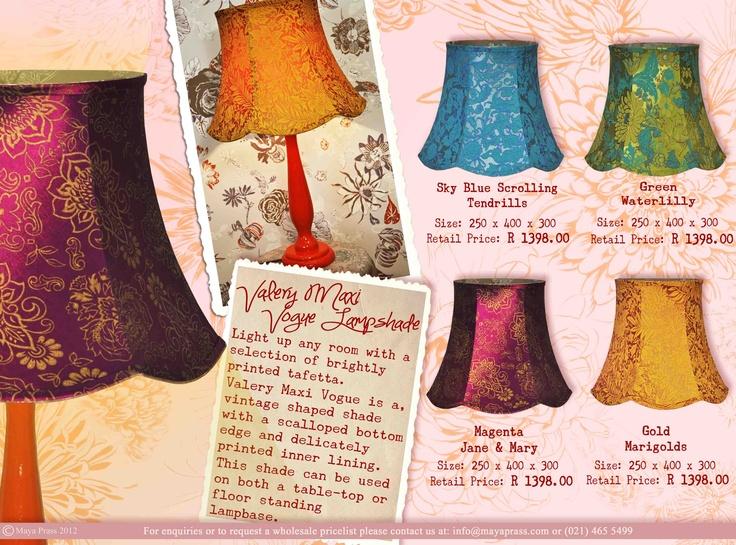 Valery Maxi Vogue lampshade