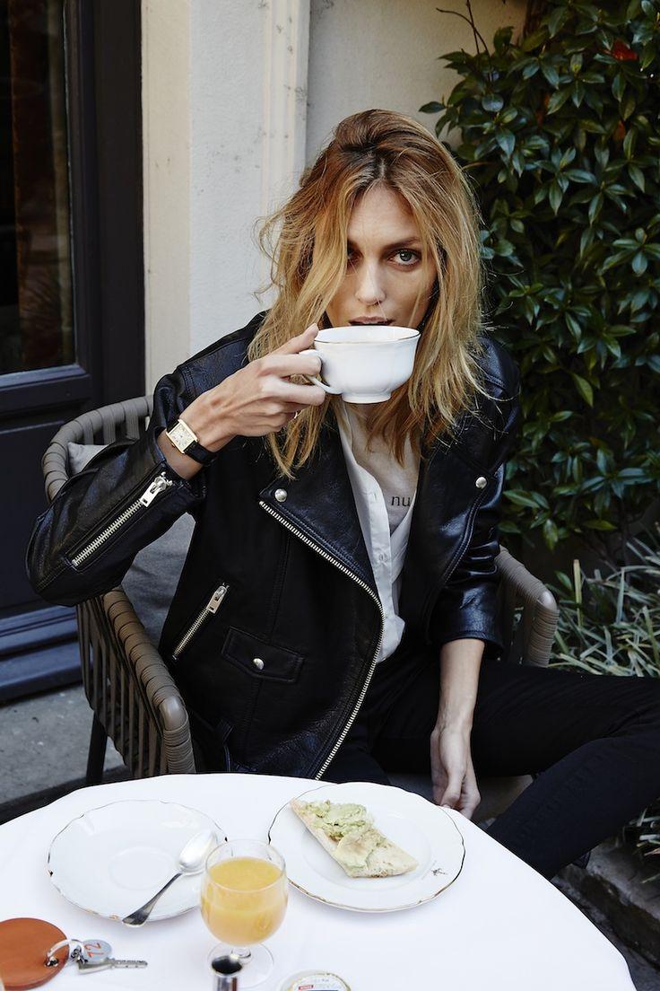Coffee on the rocks avec Anja Rubik