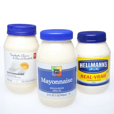 You're not going to believe which of these mayonnaise brands is best. Photo Casey Phaisalakani
