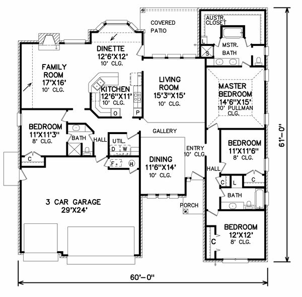 17 best images about house plans to think about on Garage square foot cost