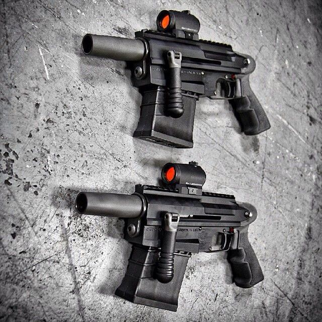 Double fist THIS. Duel C More M26 modular accessory 12ga shotguns at…