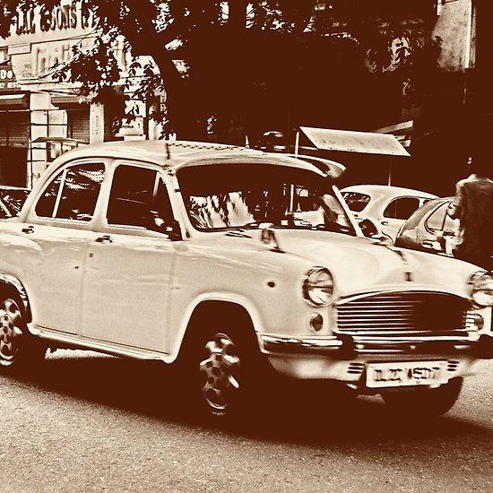 Vintage Indian Ambassador