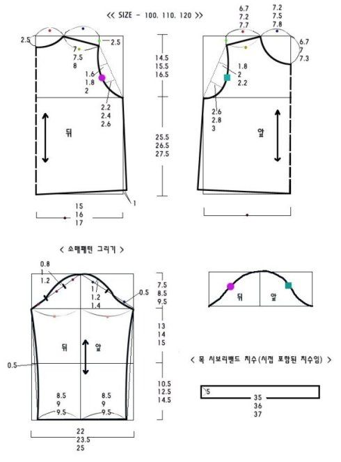 [转载]《北朵》90CM—110CM—10岁打底衫、打底裤、T恤、家居