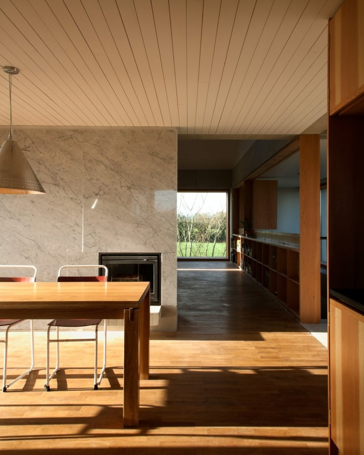House at Bogwest by Steve Larkin Architects