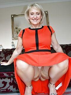 Femme mature nue photo vieille