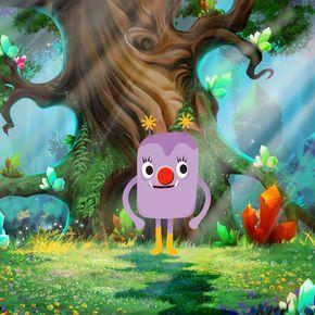 Un guay de nariz colorada es un maravilloso cuento que nos adentra en un mundo de fantasía e imaginación en el que ocurren cosas mágicas
