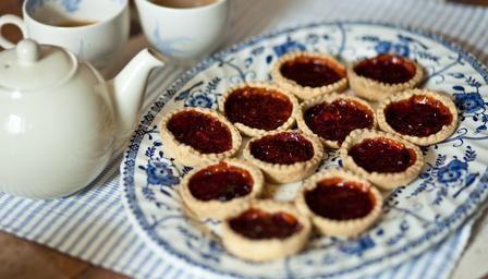 Paul's Mum's Jam Tarts Recipe on Yummly. @yummly #recipe
