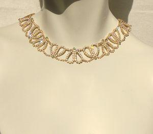 Jewelry - Bohemia Style - www.jablonex.org    7438 2577 B1 колье