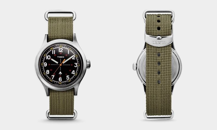 Timex x Todd Snyder Military Watch