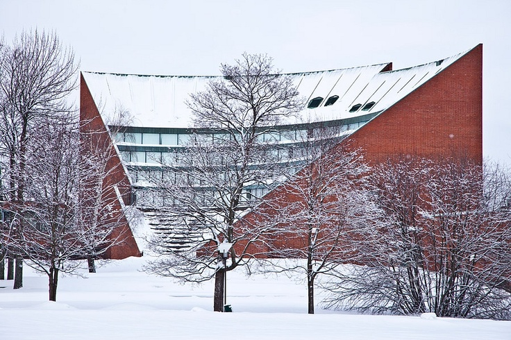 Otaniemi, Finland (Arch. Alvar Aalto)