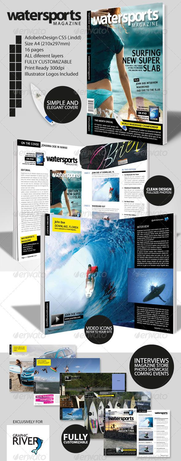 free indesign brochure templates cs5 - top 110 ideas about exemples indesign on pinterest
