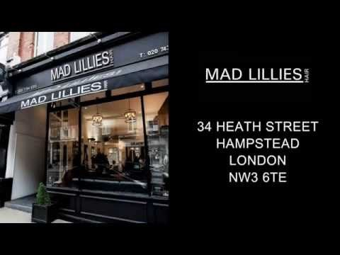 Mad Lillies - Best International hair stylists in London! - For the best international hair styling experience, choose Mad Lillies in London, top award winning hairdressers for highlights, brazilian blow dry, cut & style, full head tints & more!   #Hairdressers #London