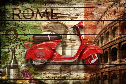 JHR_Cuadro Bandera _ Italia Collage 02