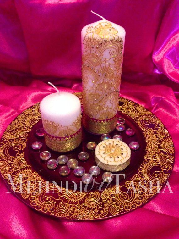 Mehndi Henna Candles : Best mehndi images on pinterest weddings indian