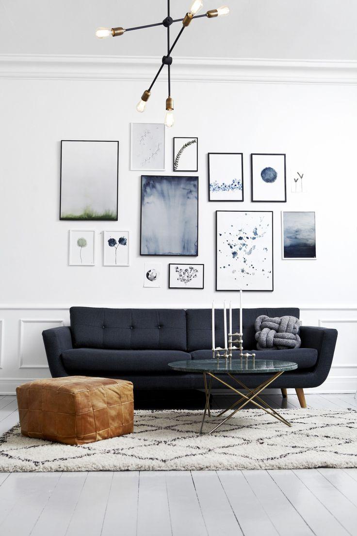 Stor billedvæg sofa resized
