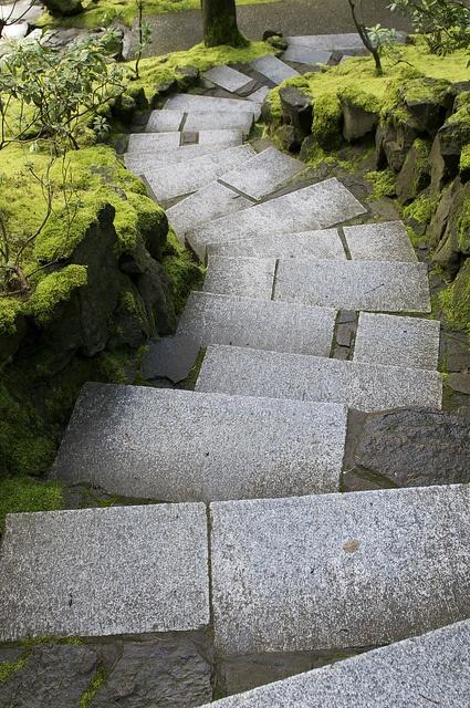185 best japanese beauty images on pinterest japanese for Japanese garden path design
