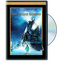 Polar Express DVD - Widescreen