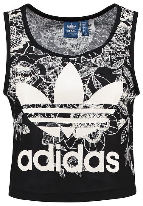 adidas Originals FLORIDO - Top - black za 126,65 zł (04.06.17) zamów bezpłatnie na Zalando.pl.