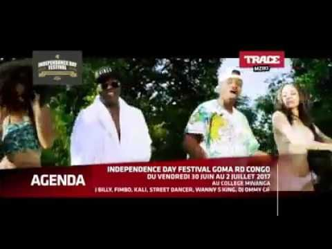20170630 Independence Festival in Goma #DRC  (Video)