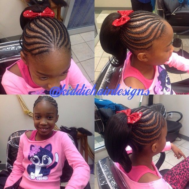 Corn Rows And Pony Tails - Black Hair Information Community