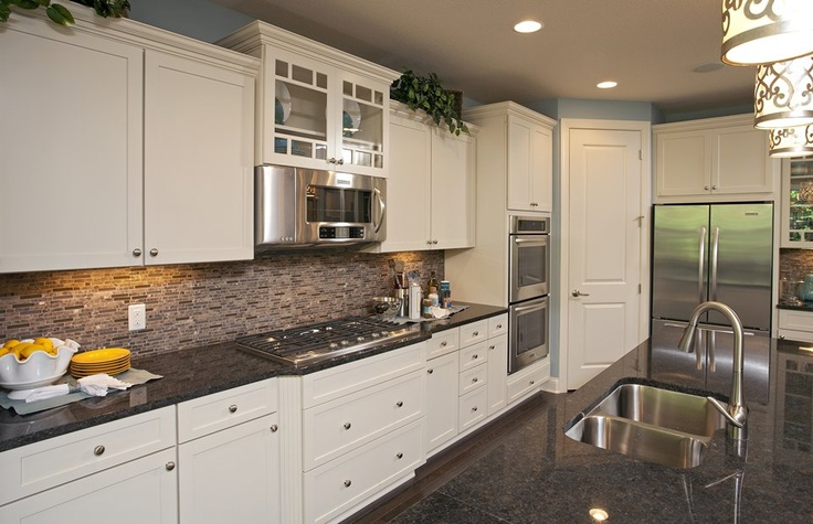 Pulte Homes Kitchen Design
