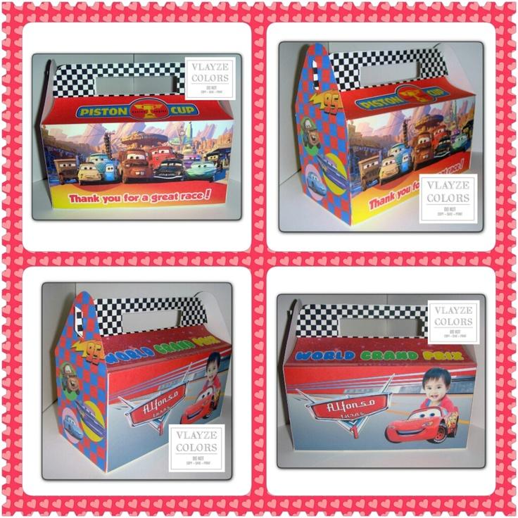 Theme: Disney Cars