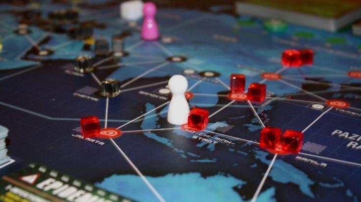 Pandemic Legacy - das beste Brettspiel der Welt - Kultur - Süddeutsche.de