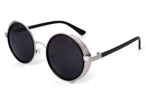 Armação De Metal moda Gothic Steampunk Óculos De Sol Das Mulheres Originais Dos…