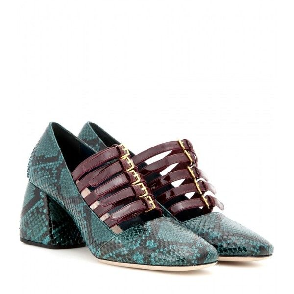 1000 Ideas About Snake Skin Shoes On Pinterest Pointed