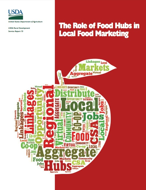 USDA released a report which provides a comprehensive look at the economic role, challenges and opportunities for food hubs in the nation's growing local food movement. The success of food hubs is rapidly expanding, with well over 200 food hubs now operating in the United States.