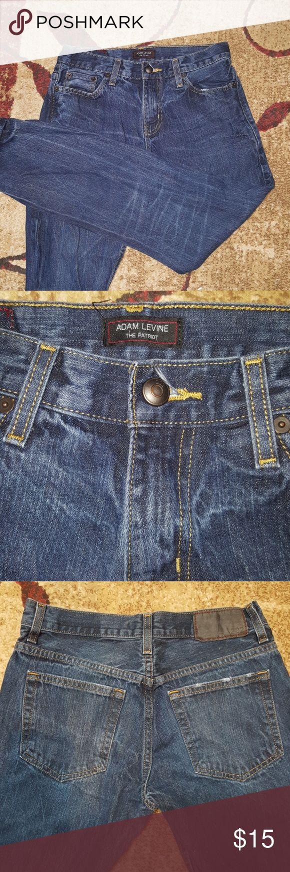 """Men's Jeans """"The Patriot"""" Adam Levine Skinny jeans men's Adam Levine Brand. Excellent condition. 29wx30l Adam Levine Collection Jeans"""