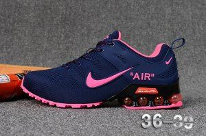 a2fbc82e20a69b Nike Air VaporMax 2018. 5 Flyknit Women s Running Shoes Dark Blue Plum Red