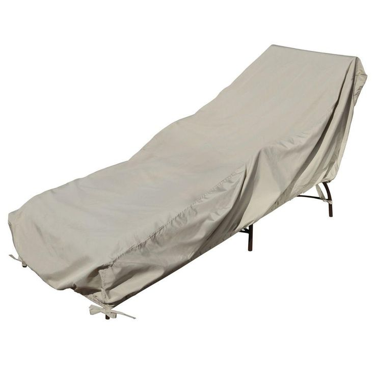 Lounge Chair Winter Covers