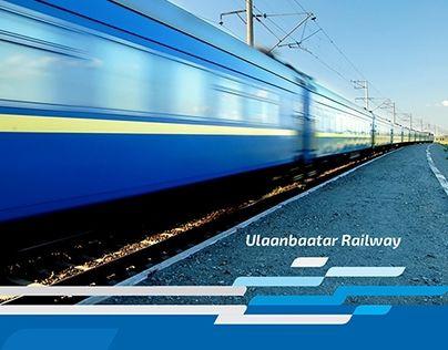 Ulaanbaatar Railway | Rebranding