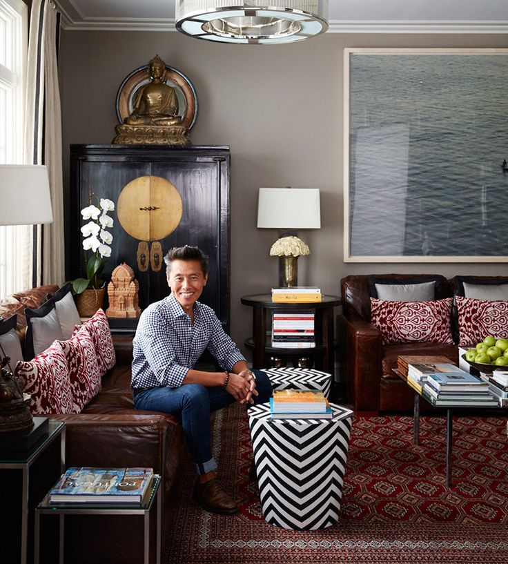 Frontgate Welcomes HGTV star Vern Yip | Frontgate Blog