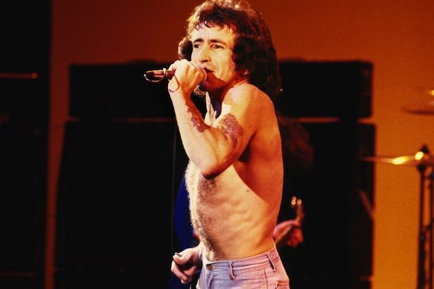 AC/DC..Feb. 19, 2012 marks the 32nd anniversary of AC/DC singer Bon Scott's tragic death in 1980